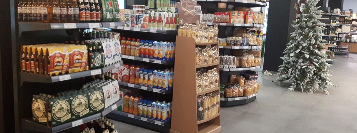 arredamenti per supermercati e discount e scaffalature On arredamenti per supermercati