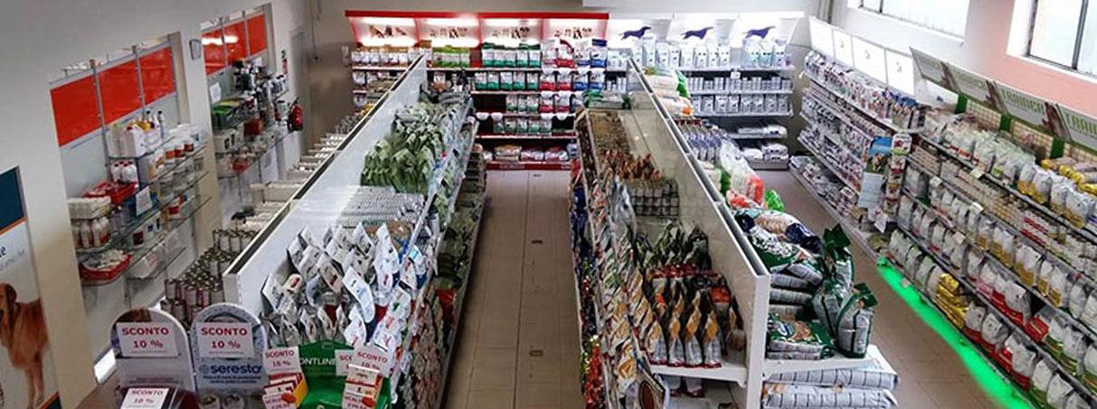 Arredamento per negozio di animali e pet shop for Arredamento per cani