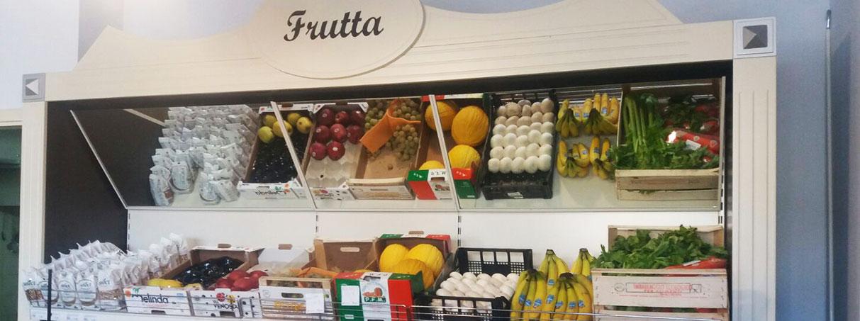 arredamento negozi frutta e verdura