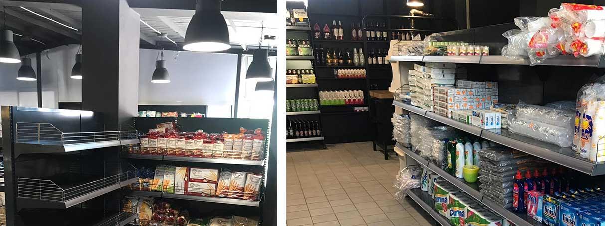 Arredamenti Per Supermercati E Discount E Scaffalature
