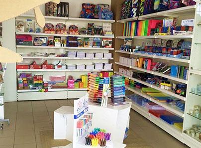 Arredamento per cartolerie tabaccherie ed edicole for Arredamento cartoleria