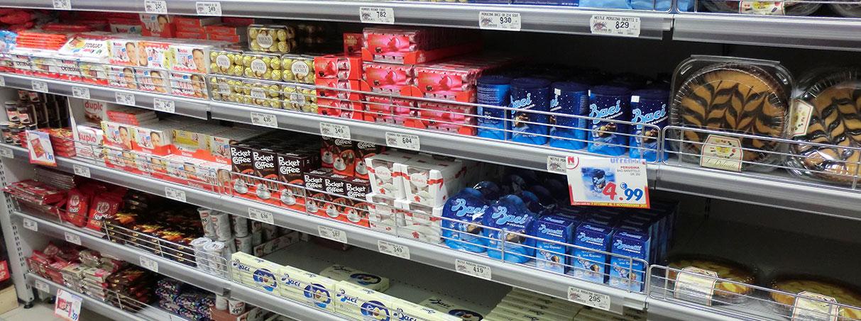 Arredamenti E Scaffalature Per Supermercati E Discount